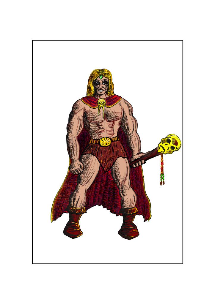 Warlock Adam
