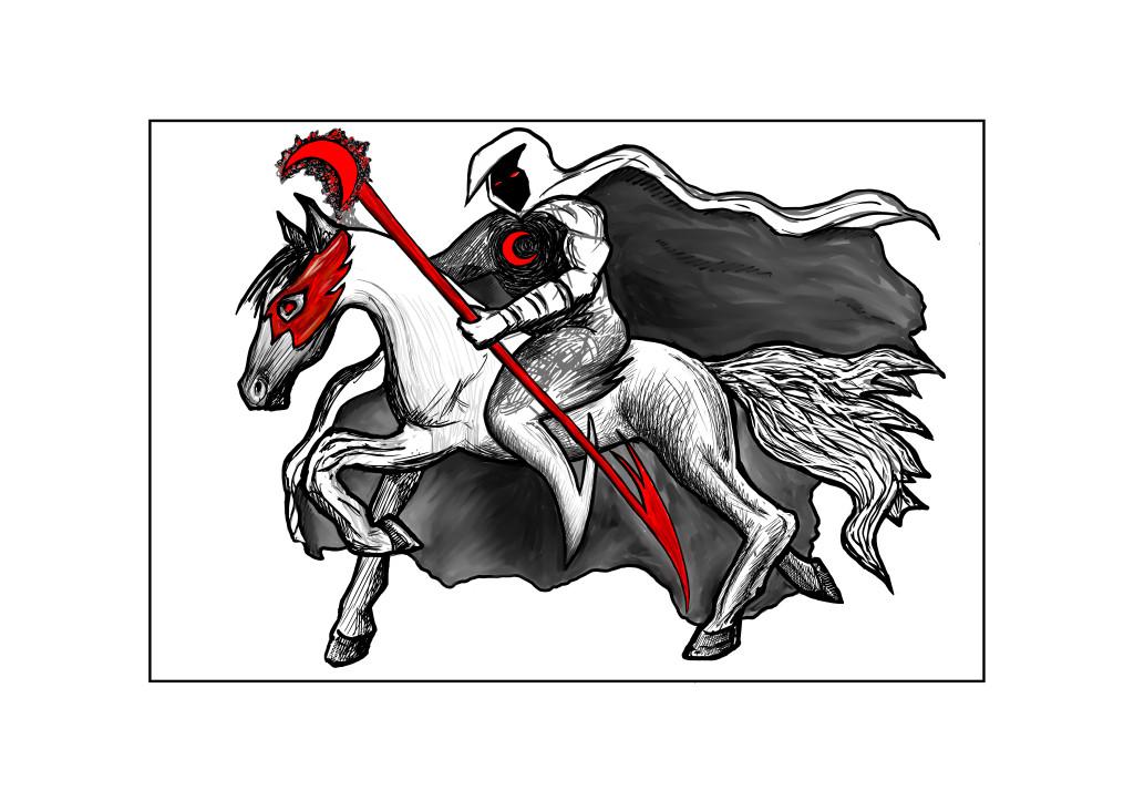 Moon Knight Horseman